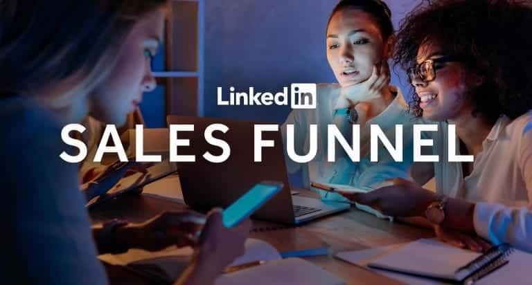 Tim-Queen-LinkedIn-Sales-Funnel
