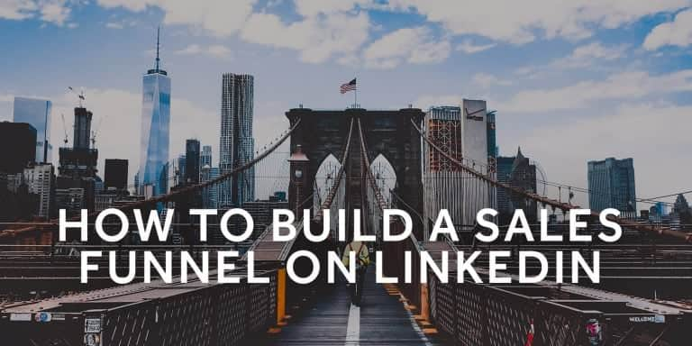 Tim-Queen-How-to-build-a-sales-Funnel-on-LinkedIn