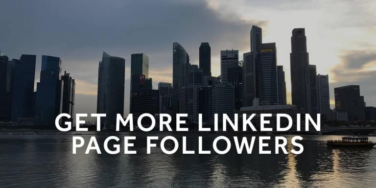 Get More LinkedIn Company Page Followers 2020