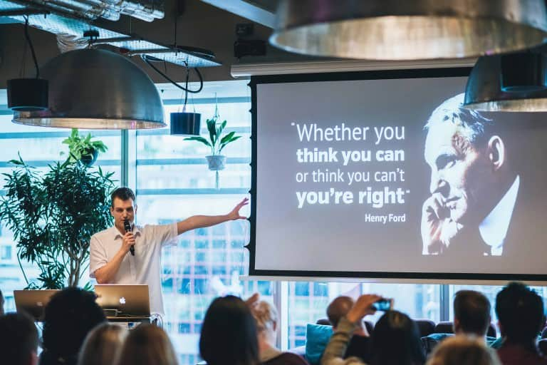 Tim Queen – TimQueen.com – Tim Queen Vivid Talks WeWork Aldgate April 25 2018 by Alex Smutko Jpg-0174