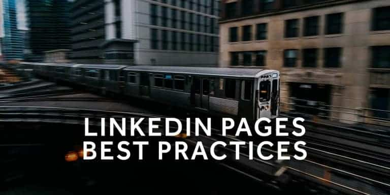 Tim-Queen-LinkedIn-Pages-Best-Practices