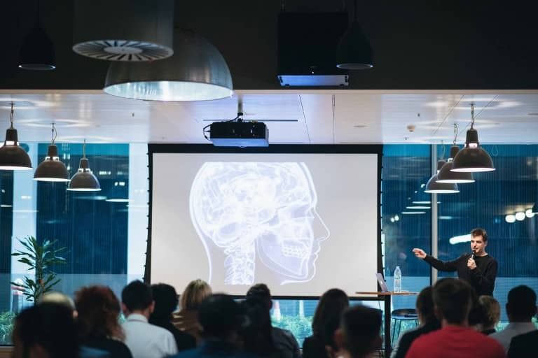 Tim Queen – TimQueen.com – Vivid Talks WeWork Moorgate May 16 2018 Tim DSC_7836